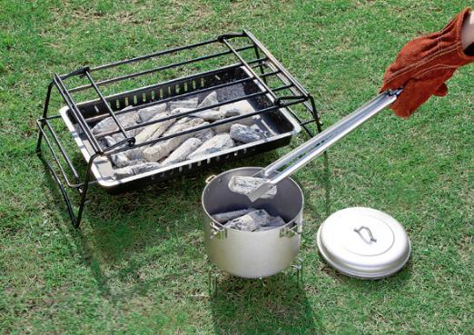火消しつぼ BBQ