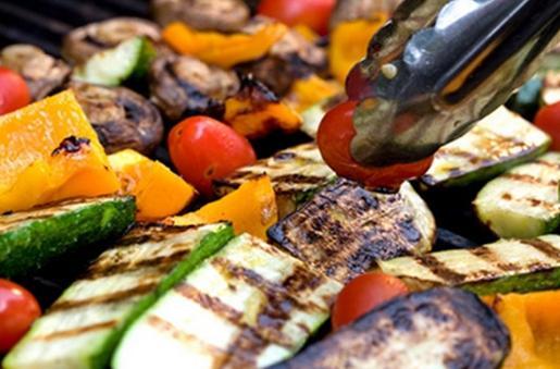 野菜 BBQ